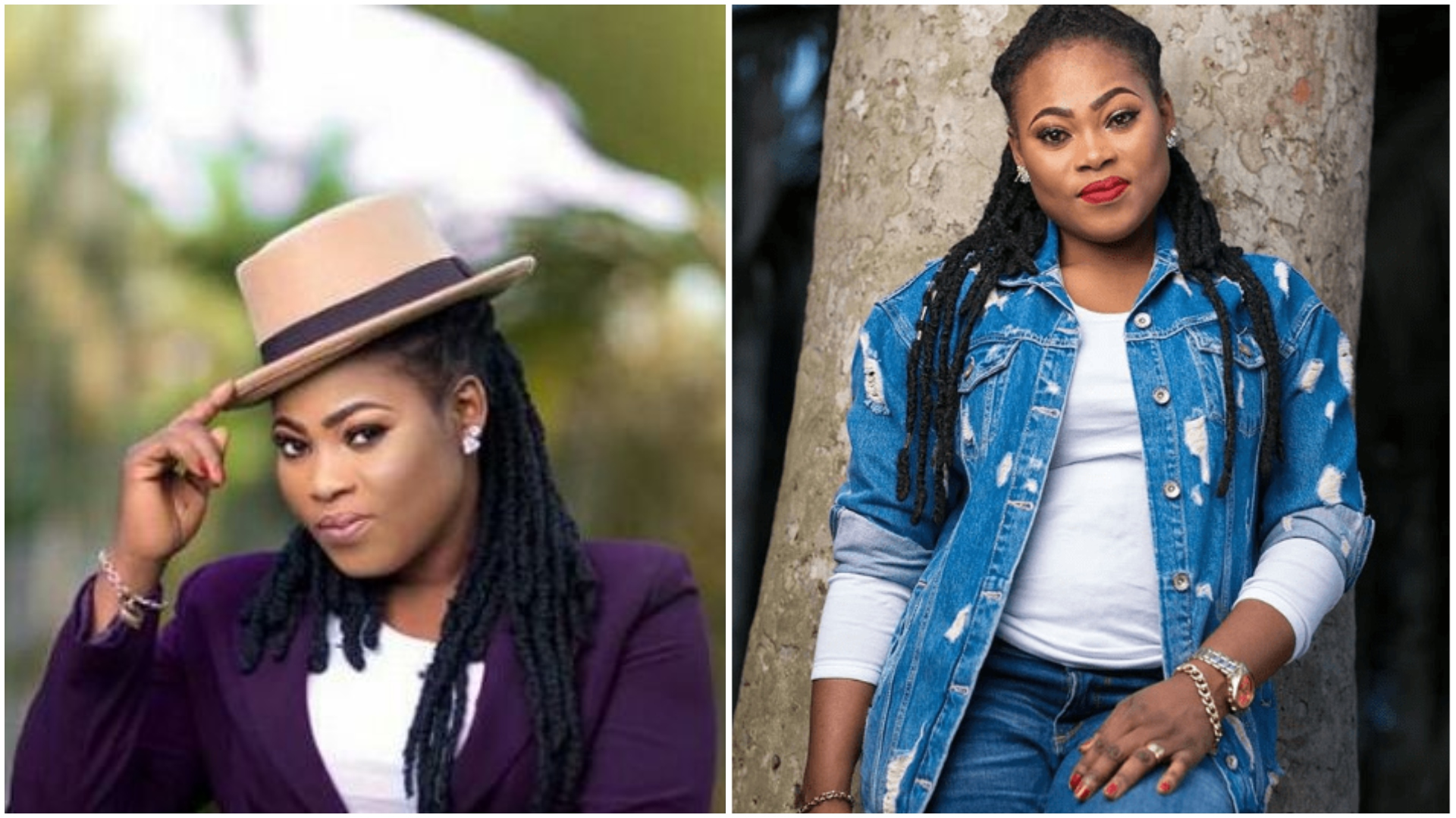 Joyce Blessing pregnant again just 4 months after delivery