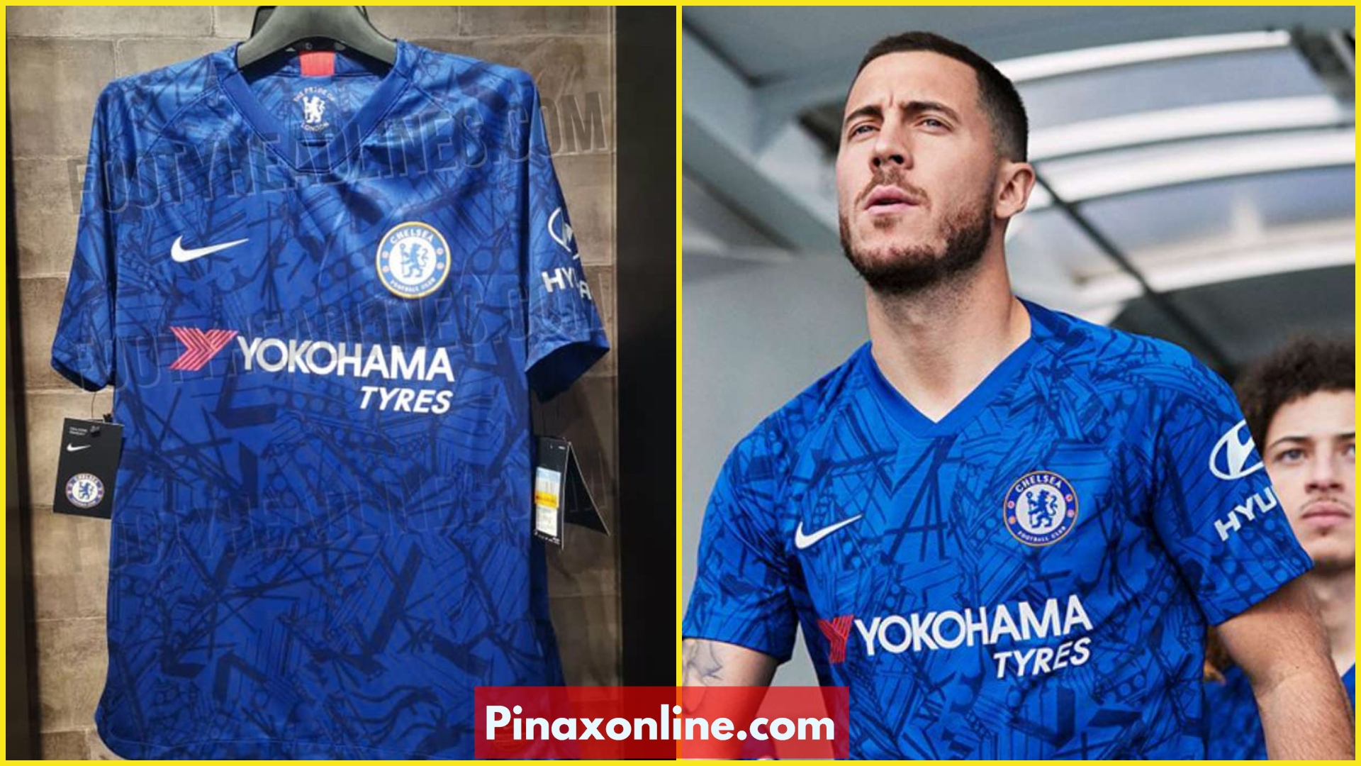 reputable site 15d52 67c08 Real Madrid Target Hazard Front & Centre As Chelsea Launch ...
